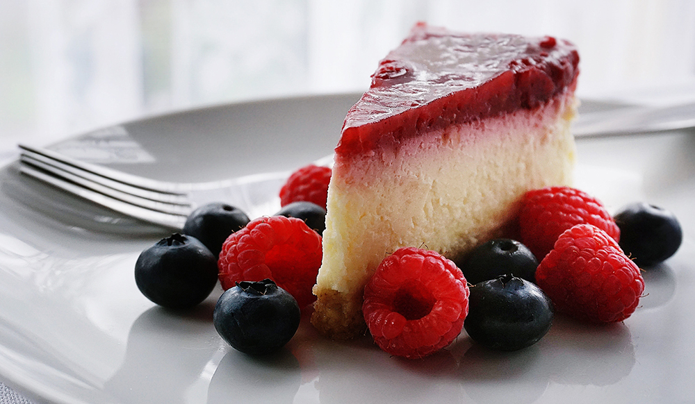 Savoury baking